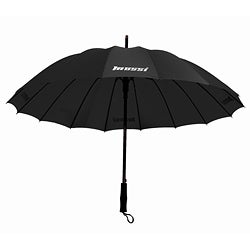 Mossi Black 40-inch Deluxe Umbrella