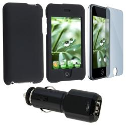 Case/ Screen Protector/ Charger for Apple iPod touch 2nd/ 3rd