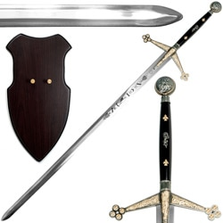 Whetstone Colossal Royal Claymore Mathews Sword
