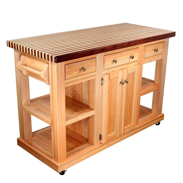 Cossatot Kitchen Island