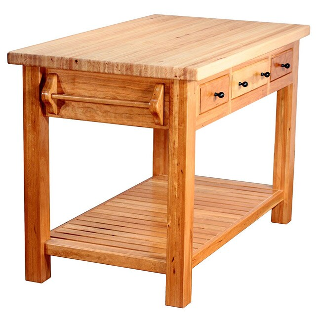 Bradley Furniture Cary Avium Kitchen Island