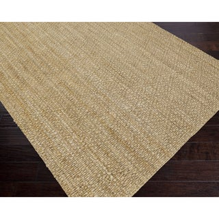 Country Living Hand-Woven Jasmine Natural Fiber Jute Rug (5' x 8')