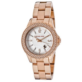 Michael Kors Women's MK5403 'Madison' Rose-Tone Watch