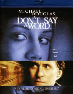 Don't Say A Word (Blu-ray Disc)