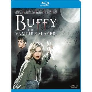 Buffy The Vampire Slayer (Blu-ray Disc)