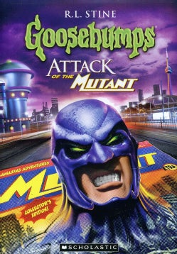 Goosebumps: Attack Of The Mutant (DVD)