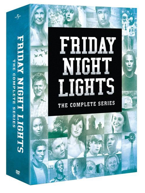 Friday Night Lights: The Complete Series (DVD)