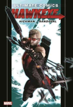 Ultimate Comics Hawkeye (Hardcover)