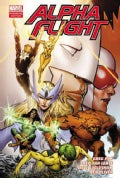 Alpha Flight 1 (Hardcover)