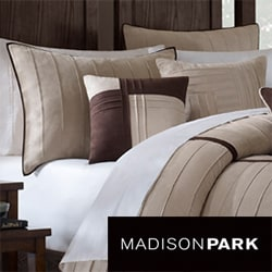 Madison Park Dune 6-piece Duvet Cover Set