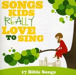 Kids Choir - Songs Kids Really Love To Sing: 17 Bible Songs