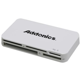Addonics Mini DigiDrive IV AESDDNU3 15-in-1 USB 3.0 Flash Card Reader
