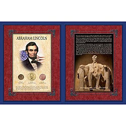 American Coin Treasures Abraham Lincoln Gettysburg Address