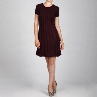 Jessica Howard Women's Pintuck Trap Dress FINAL SALE