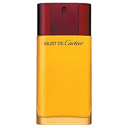 Must de Cartier for Women 3.3-ounce Eau de Toilette SP (Tester)