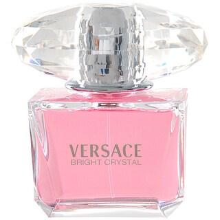 Versace Bright Crystal Women 3-ounce Eau de Toilette SP (Tester)