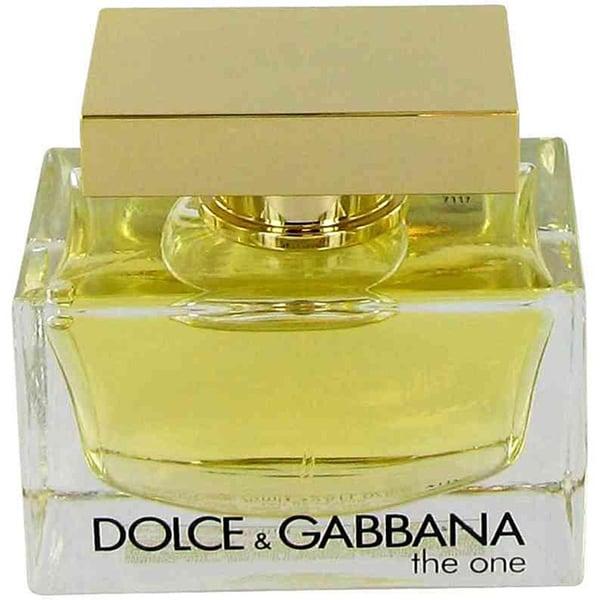 Dolce & Gabbana The One Women's 2.5-ounce Eau de Parfum Spray (Tester) 8234068