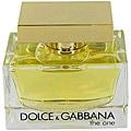 Dolce & Gabbana The One for Women 2.5-ounce Eau de Parfum Spray (Tester)