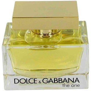 Dolce & Gabbana The One Women's 2.5-ounce Eau de Parfum Spray (Tester)