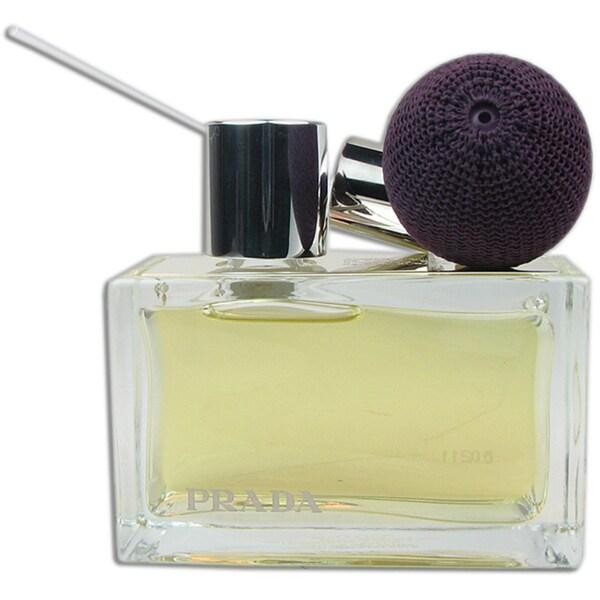 Prada for Women by Prada 2.7-ounce 80 ml Eau de Parfum Spray (Tester)