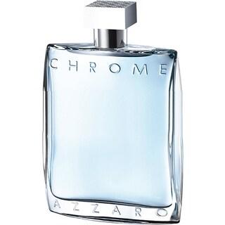 Chrome for Men by Azzaro 3.4-ounce Eau de Toilette Spray (Tester)