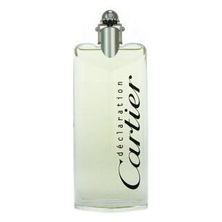 Declaration by Cartier 3.3-ounce Eau de Toilette Spray (Tester)