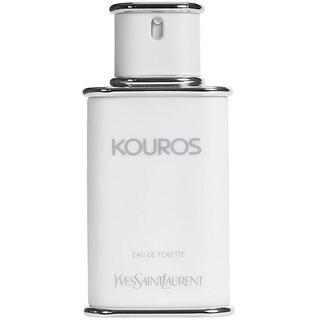 Kouros for Men by YSL 3.3-ounce Eau de Toilette Spray (Tester)