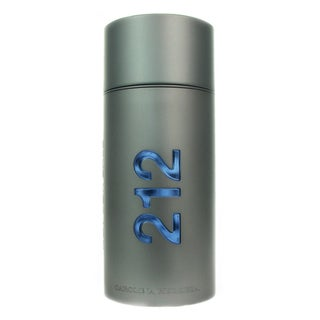 Carolina Herrera '212' Men's 3.4-ounce Eau de Toilette Spray (Tester)