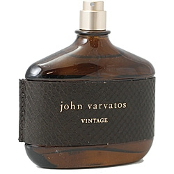 John Varvatos Vintage for Men 4.2 oz EDT SP Tester