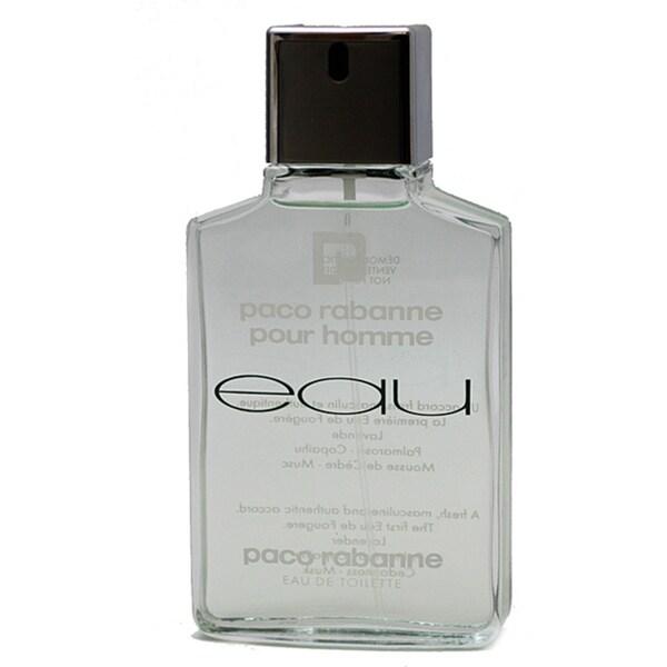 Eau Paco Rabanne 3.3-ounce Eau de Toilette Spray (Tester)