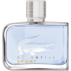 Lacoste Essential Sport for Men 4.2-ounce Eau de Toilette Spray (Tester)