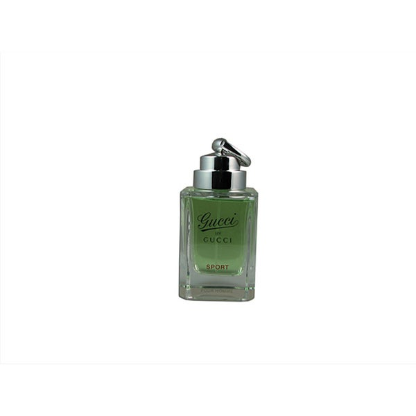 Gucci Pour Homme Sport Men's 3-ounce Eau de Toilette Spray (Tester)