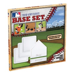 Franklin Five-piece MLB Throw-down Weather-resistant Rubber Base Set