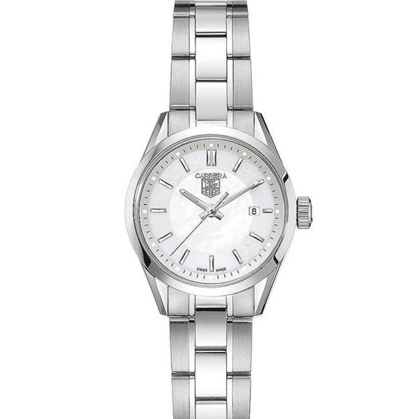 Tag Heuer Women's Carrera Mother of Pearl Watch