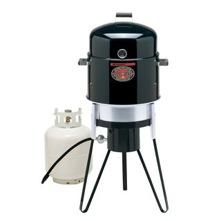 Brinkmann Black All-in-One Outdoor Cooker