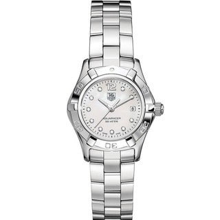 TAG Heuer Women's 'Aquaracer' Diamond Watch
