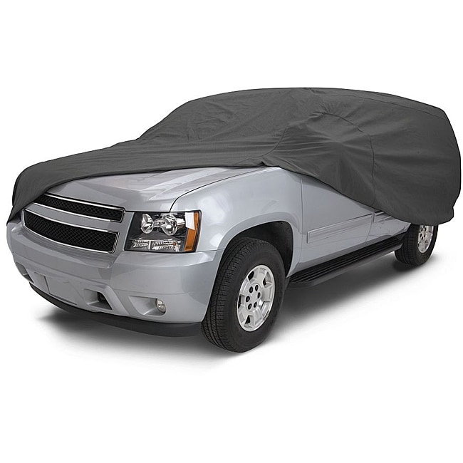 Indoor/Outdoor Standard SUV/Van Cover 3 Layers
