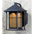 Ahoy Weatherproof LED Bronze One-Light Outdoor Wall Light