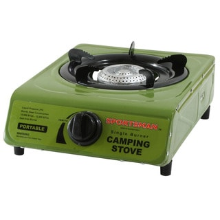 Sportsman Single-burner Gas Stove