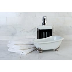 Clawfoot Bathtub Accessory (Set of 2)