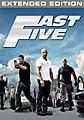 Fast Five (Extended Edition) (DVD)