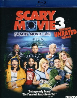 Scary Movie 3 (Blu-ray Disc)