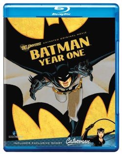 Batman: Year One (Blu-ray/DVD)