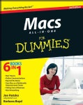 Macs All-in-One for Dummies (Paperback)