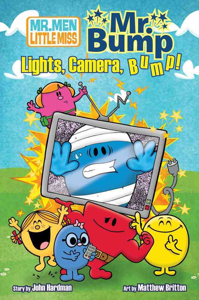 Mr. Bump: Lights, Camera, Bump! (Paperback)