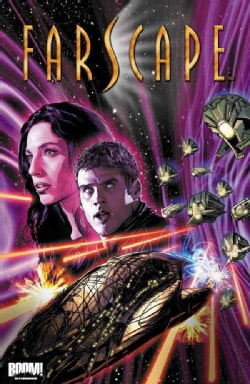 Farscape 7: The War for the Uncharted Territories (Paperback)