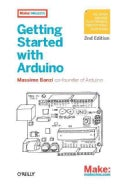 Getting Started With Arduino (Paperback)
