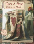 Heart & Home: Quilt of the Month (Paperback)