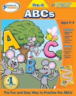 Hooked on Phonics Pre-K Abcs