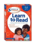 Hooked on Phonics Learn to Read Pre-k: Level 2